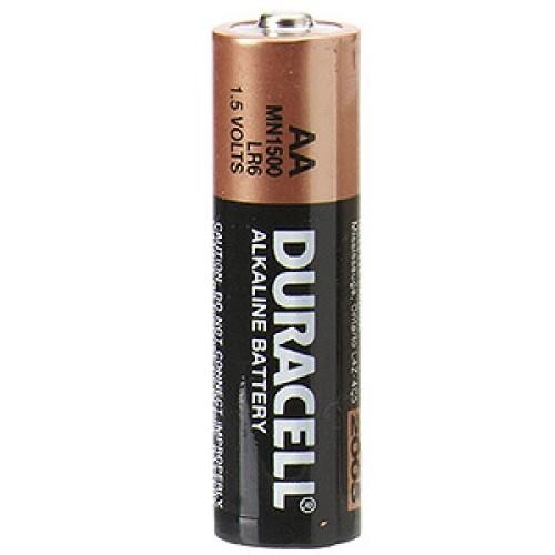 Батарейка DURACELL LR6/AA алкалиновая (блистер)