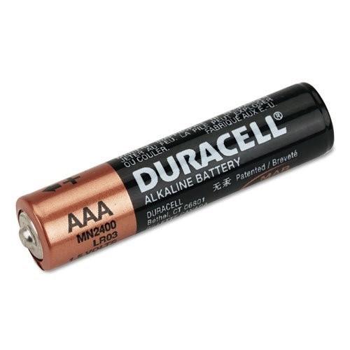 Батарейка DURACELL LR03/AAA алкалиновая (блистер)