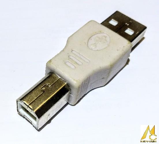"""Переходник USB A """"шт"""" - B """"шт"""" PREMIER"""
