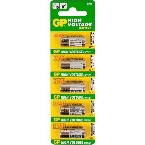 Батарейка GP 23AE алкалиновая (блистер)