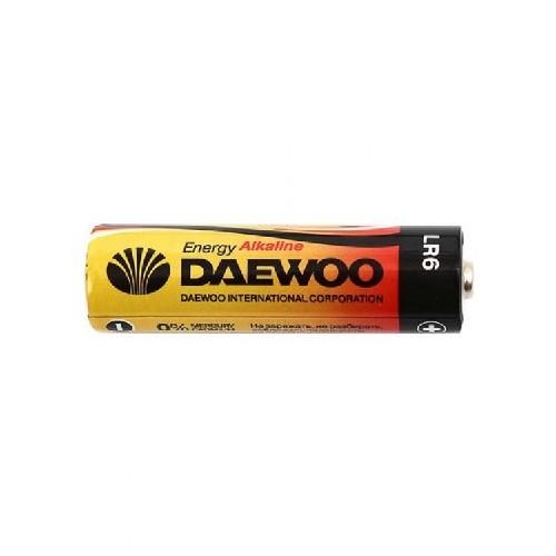 Батарейка DAEWOO LR6/AA алкалиновая (блистер)