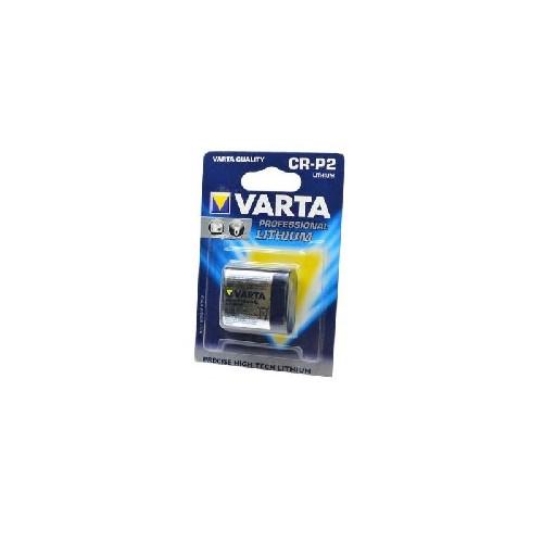 Батарейка VARTA CR-P2 6V литиевая (блистер)