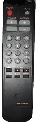 Пульт SAMSUNG IRC-1607 3F14-00034-780/-790/-981/-980/-982