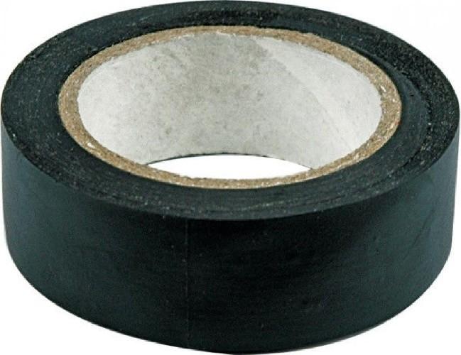 Изоляционная лента PREMIER 0.13мм х 19мм х 25м черная