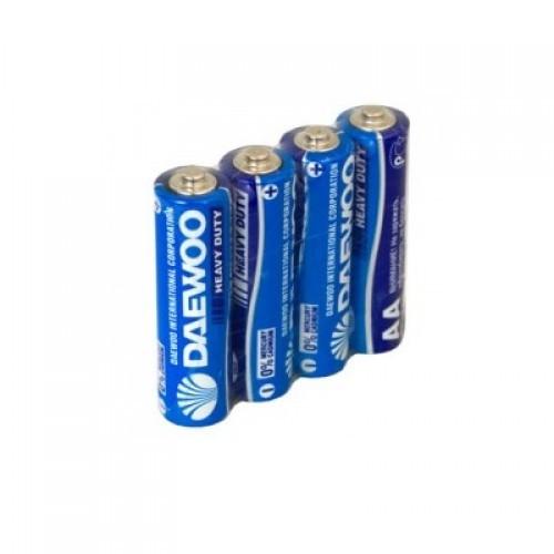 Батарейка DAEWOO R6/AA солевая (тех/упаковка)