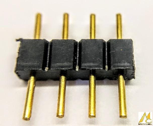 Коннектор для светодиодной ленты ГРЕБЕНКА