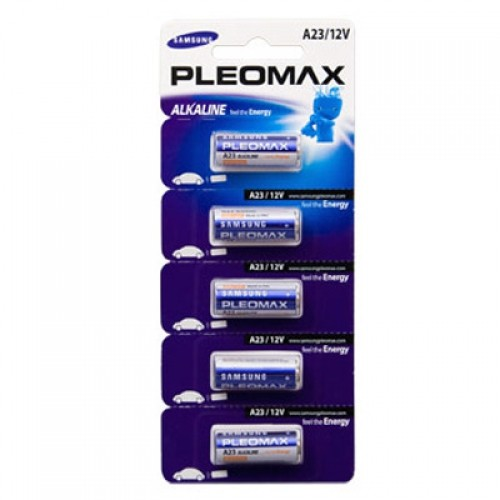 Батарейка PLEOMAX A23 алкалиновая (блистер)