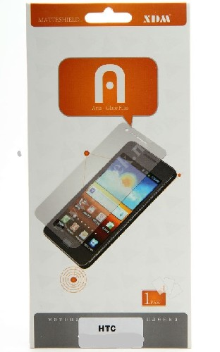 Защитная пленка XDM для HTC Desire S матовая