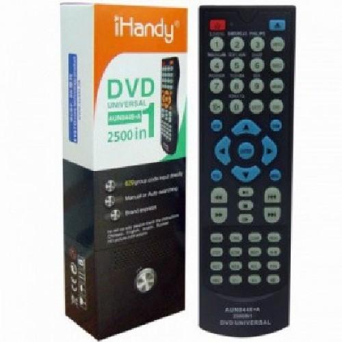 Пульт универсальный IHANDY AUN0448 для DVD