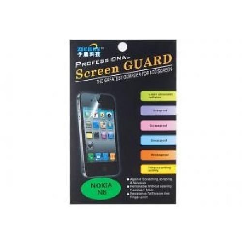 Защитная пленка SCREEN GUARD для Nokia N800 матовая