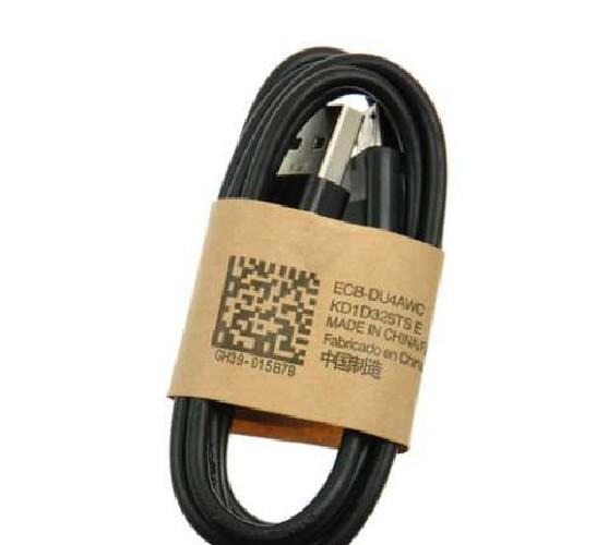 USB-кабель micro-USB GH39-01578B/-015878 черный (тех/упаковка)