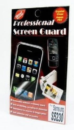 Защитная пленка SCREEN GUARD для Samsung S5230