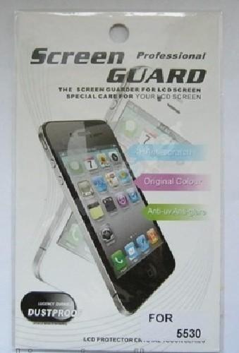 Защитная пленка SCREEN GUARD для Nokia 5530