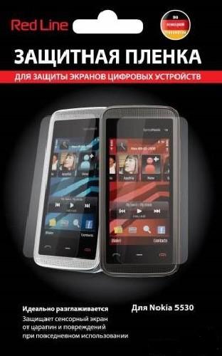 Защитная пленка RED LINE для Nokia 5530 зеркальная