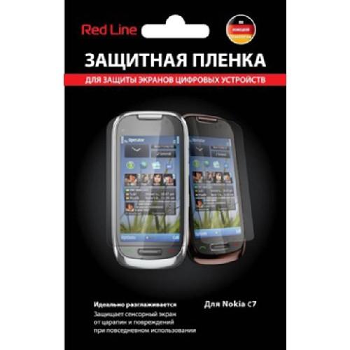 Защитная пленка RED LINE для Nokia C7