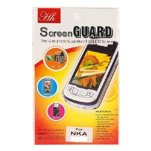Защитная пленка SCREEN GUARD для Nokia 3250