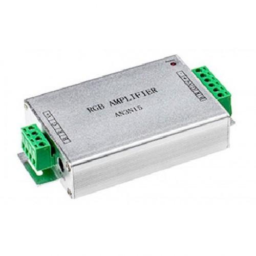 Усилитель для светодиодной ленты RGB  блока питания 15A