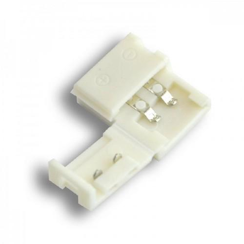 Коннектор для светодиодной ленты без проводов 10мм