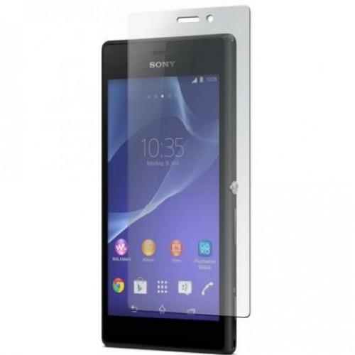 Защитная пленка GLASS для Sony Xperia M2 2.5D