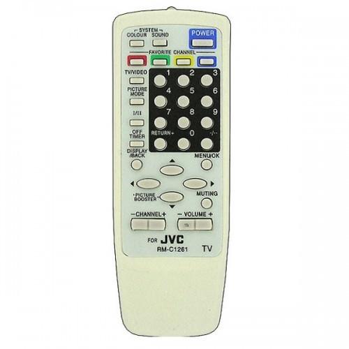 Пульт JVC RM-C1261