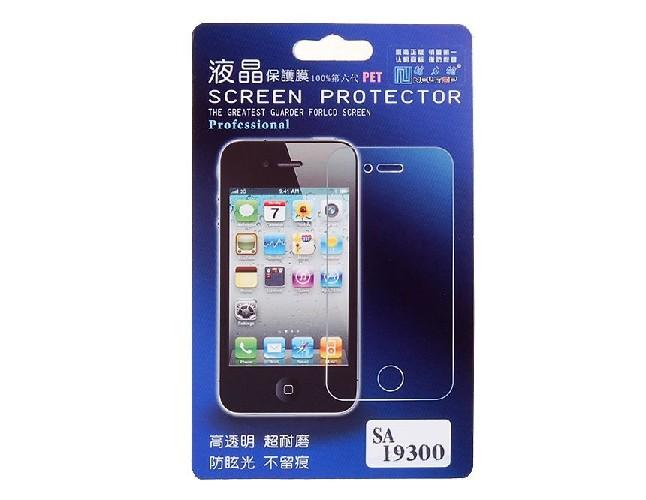 Защитная пленка SCREEN PROTECTOR для Samsung i9300 матовая