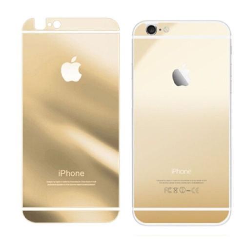 Защитное стекло GLASS для iPhone 4 двойное цветное 0.26mm перламутровое