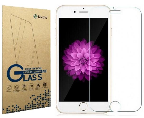 Защитное стекло TEMPERED GLASS для iPhone 6/6S