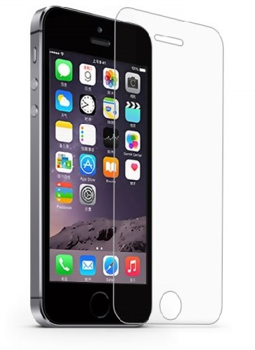 Защитное стекло TEMPERED GLASS для iPhone 5/5S