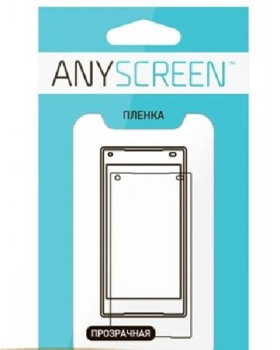 Защитное стекло ANYSCREEN для Sony Xperia M5