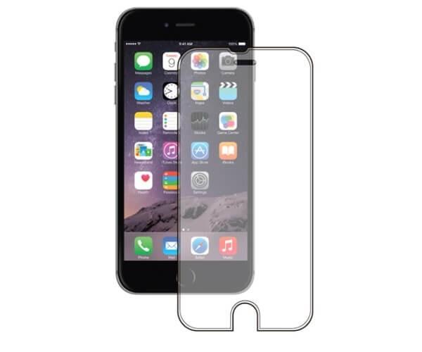 Защитное стекло TEMPERED GLASS для iPHONE 6G/Plus