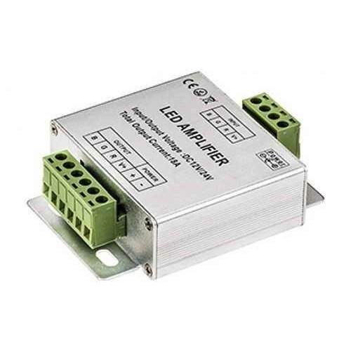Усилитель для светодиодной ленты RGB 12-24V 18A