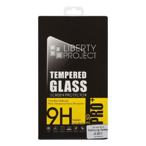 Защитное стекло TEMPERED GLASS для Samsung J3 0.3мм 2.5D