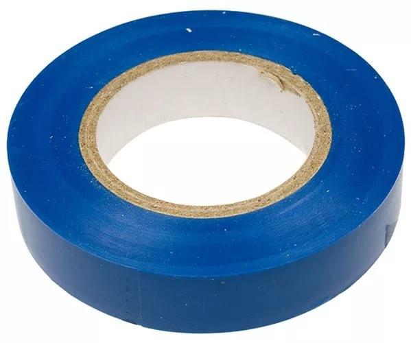 Изоляционная лента АРБАКОМ 0.13мм х 19мм х 20м синяя