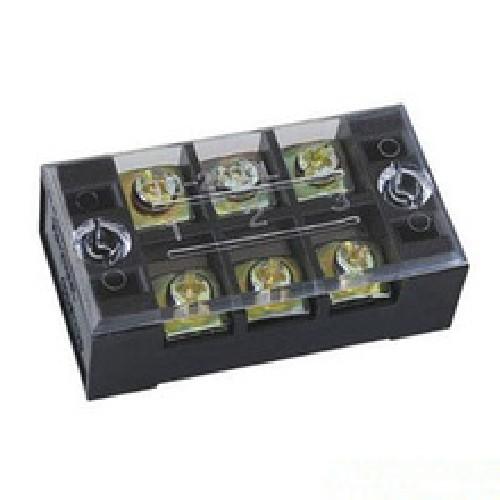 Клеммник тройной TB-1503 600V 15A (тех/упаковка)