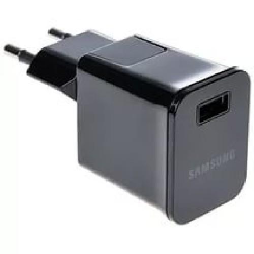 Адаптер сеть-USB TRAVEL ADAPTER ETA-P10X 5V 2A черный (тех/упаковка)