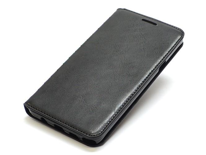 Чехол-книга NEW CASE для Samsung Galaxy A5 2016 черный (блистер)