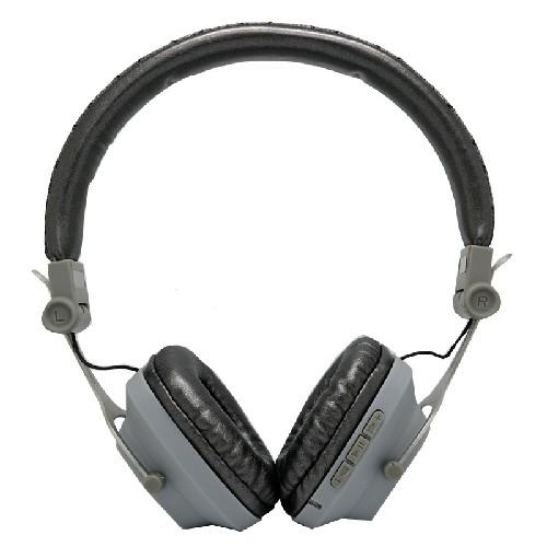 Гарнитура KIPA KD-B06 MP3/iPod джек 3,5 стерео + микрофон серая