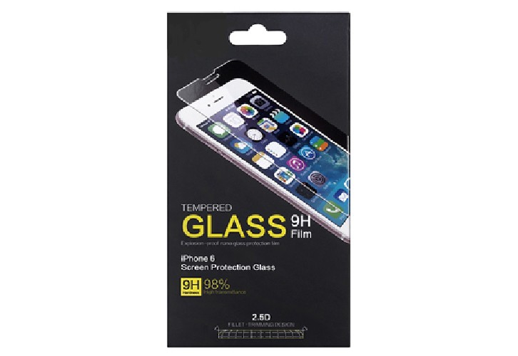 Защитное стекло TEMPERED GLASS для iPHONE 6G 0.3mm 2.5D