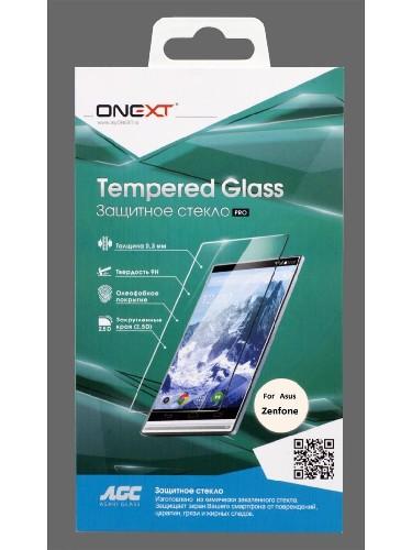 Защитное стекло TEMPERED GLASS для ASUS ZE 500KL 0.3мм 2.5D