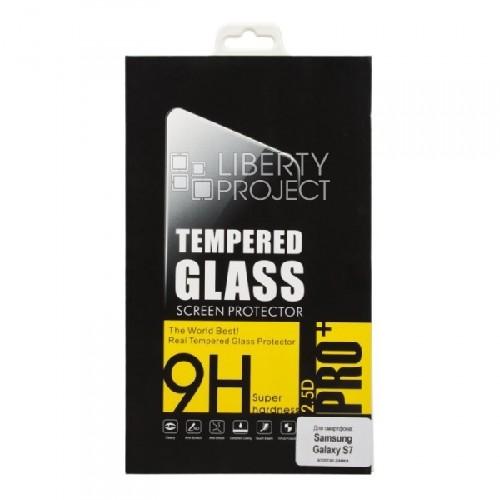 Защитное стекло TEMPERED GLASS для Samsung Galaxy S7 0.3мм 2.5D