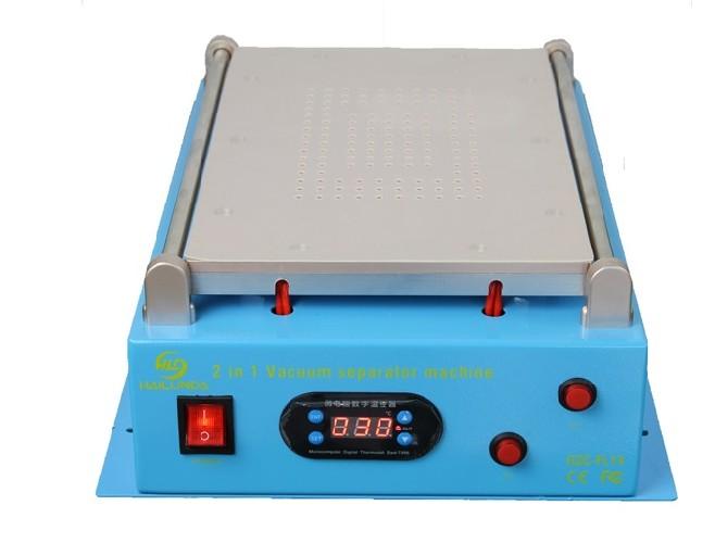 Сепаратор 7777 550W + нагревательный стол 17x10.5мм