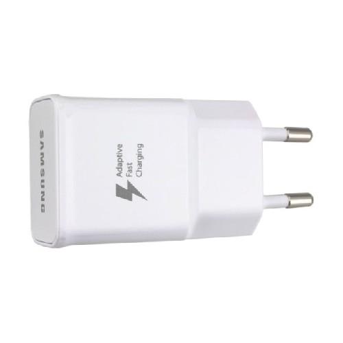 Адаптер сеть-USB MRM EP-TA20EWE 5V 2A быстрый заряд белый (тех/упаковка)