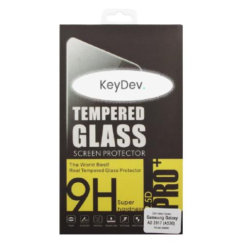 Защитное стекло TEMPERED GLASS для Samsung A5 2017 0.3мм 2.5D