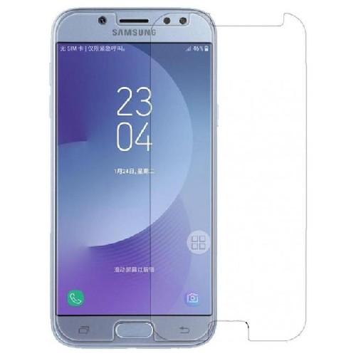 Защитное стекло TEMPERED для Samsung J7 2017
