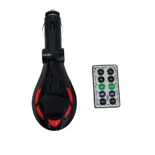 FM-модулятор CAR MP3 PLAYER KD-613 + пульт серебро-черный