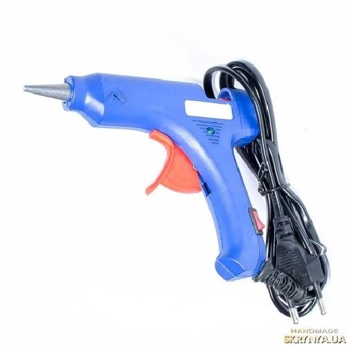 Клеевой электрический пистолет GLUE GUN YI-20W