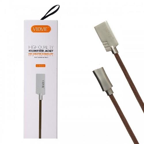 USB-кабель micro-USB VIDVIE CB421 (коробка)