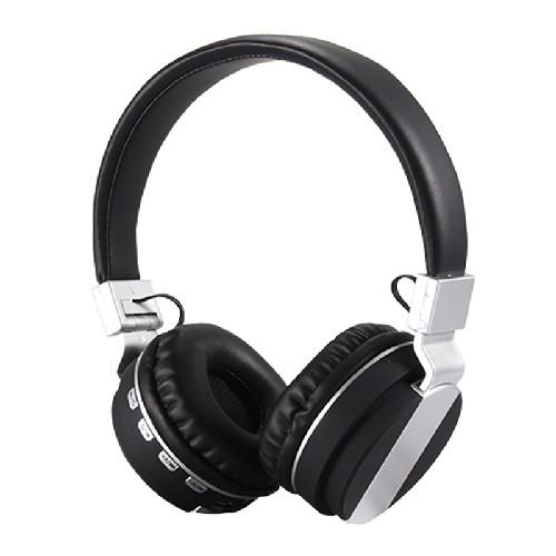 Гарнитура FE-018 Bluetooth беспроводная MP3/iPod джек 3.5 черная