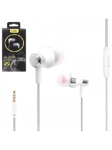 Гарнитура INKAX R-9 для MP3/iPod джек 3,5 стерео белый