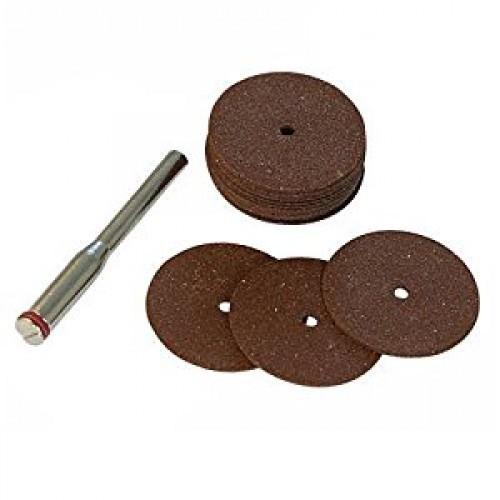 Набор дисков отрезных 10шт (тех/упаковка)